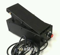 110/220v 50a Plasma Cutter 200a Tig Arc Mma Welder Ft Pedal Argreg Simadre