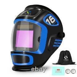 200A Multifunction CUT/TIG/MMA Welding Machine 50A Air Plasma Cutter with Helmet