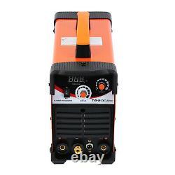 200A Plasma Cutter TIG200 IP21 Cutting Machine With Intelligent Digital Display