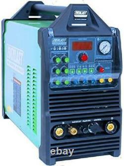 2019 Everlast Powerpro 205Si 200A Ac Dc Tig 50A Plasma Cutter Multi Process Weld