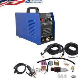 3 In 1 Plasma Cutter TIG MMA Welder Cutting Welding Machine CT-312 Blue USA