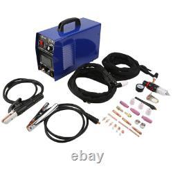 3 In 1 Plasma Cutter Tig Stick MMA Welder Inverter Portable Multifunction 220V