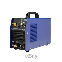 3 in 1 CT312 TIG / MMA Air Plasma Cutter Welder Welding Torch Machine 110V USA
