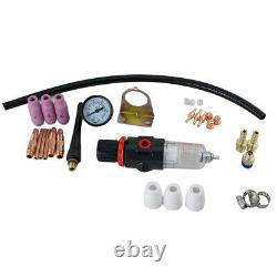 3 in 1 CT312 TIG MMA CUT Air Plasma Cutter Welder Welding Torch Machine AC 110V