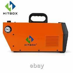 3 in 1 HITBOX Plasma Cutter CT520 Cut Tig Arc Cutting Machine 220V Functional