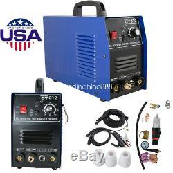 3 in 1 TIG / MMA Air Plasma Cutter Welder Welding Torch Machine CT312 BY FEDEX