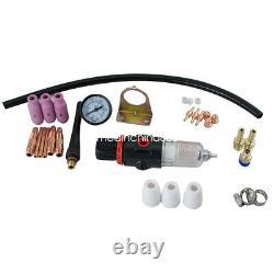 3 in 1 TIG / MMA Air Plasma Cutter Welder Welding Torch Machine CT312 USA HOT
