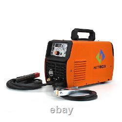 3IN1 Multiprocess Welder 50A Air Plasma Cutter 200A 220V TIG MMA ARC Welder
