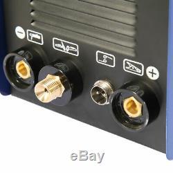 3IN1 Plasma Cutter TIG MMA Welder Cutting Display Welding 110/220V & 6M TIG WP17