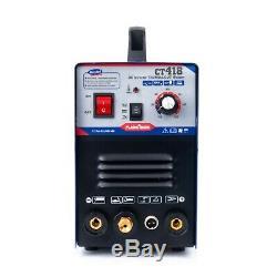 3IN1 Plasma Cutter TIG MMA Welder Cutting Display Welding 110/220V & 7M WP17 TIG