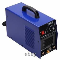 3In1 Multifunction 220V ARC TIG Welder Machine CT312 Plasma Cutter TIG/CUT/MMA