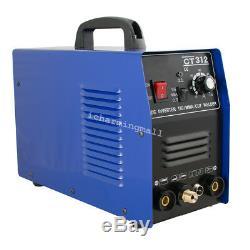 3in1 CT312 TIG/MMA Air Plasma Cutter Welder Welding Torch Machine IP21 USA STOCK
