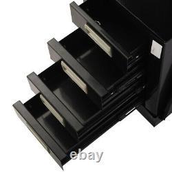 4 Drawer Cabinet Welding Welder Cart Plasma Cutter Tank Storage MIG TIG ARC