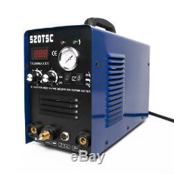 50A Plasma Cutter 200Amp TIG MMA Argon Stick Welder DC Inverter Welding Machine