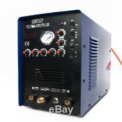 50A Plasma Cutter 200Amp TIG MMA PLUSE Welder DC Inverter IGBT Welding Machine