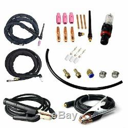 50A Plasma Cutter Welder Stick GTAW Gas Tungsten Arc Welding TIG Inverter 240V