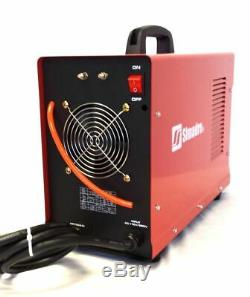 50a Plasma Cutter 110/220v 5200dx 200a Tig Arc Mma Welder 25 Tips Simadre