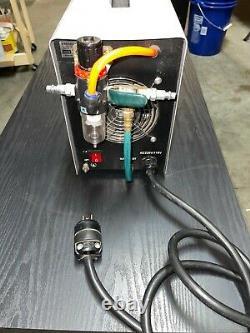 520tap DC Inverter 200a Tig Arc Welder 50a Plasma Cuter
