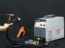AC 220V TIG ARC Welder Inverter GT-520 Welding Machine Plasma Cutter 200Amp