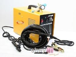 ALL 3 in 1 Plasma TIG ARC Inverter Welding Cutting Machine 220V Welder withGauge