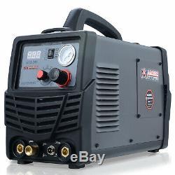 AMICO CTS-200, 50A Plasma Cutter, 200A HF-Start TIG, 200A Stick Welder, 100250V