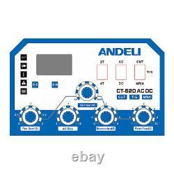 ANDELI Multi-Function AC/DC TIG Welder MMA ARC CUT 3 in 1 CUT Welding Machine