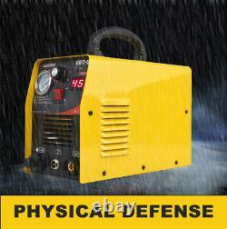 Air Plasma Cutter CUT50 Cutting Machine 50Amp Inverter DIGITAL 14mm Accessories