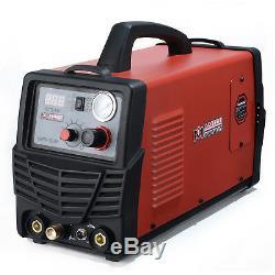 Amico CTS-180 40A Plasma Cutter, 180A TIG Torch/Stick/Arc Combo Welder Welding