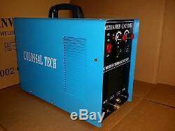 CAT-520D, 50A Plasma Cutter & 200A TIG/ ARC Welder MMA Includes 40 Consumables