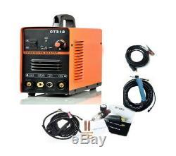 CT312 220V 3 in 1 TIG / MMA / Air Plasma Cutter Welder Argon Welding Machine