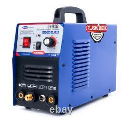 CT312 Plasma Cutting Welder Machine 3IN1 CUT/TIG/MMA DC Dual Voltage 110/220V