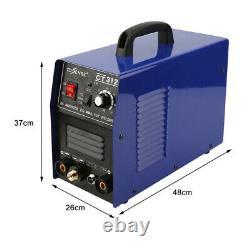 CT312 TIG/MMA/Cut 3IN1 Air Plasma Cutter Welder Welding Machine AC110/220V Cutte