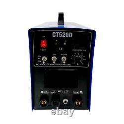 CT520 3 In 1 Plasma Cutter Tig MMA 110V/220V Welding Machine