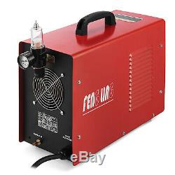CT520D Plasma Cutter TIG ARC/Stick 3-in-1 Welder 50A/200A 110/220V Dual Voltage
