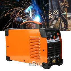 CT520D Plasma Cutter Tig Arc Mma Welder 3 in 1 Combo Welding Machine 200Amp US