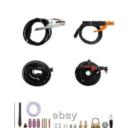 CT520DF Plasma Cutter TIG ARC STICK MMA Welder Welding Machine 110V