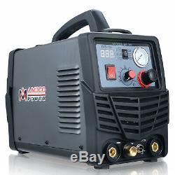 CTS-160 30A Plasma Cutter, 160A TIG/Stick/Arc DC Welder 110/230V Welding New