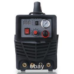 CTS-160A 3-in-1 Combo 160 Amp TIG-Torch Stick Arc Welder, 30 Amp Plasma Cutter