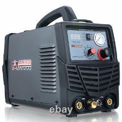 CTS-180, 180A TIG Stick Arc DC Welder, 40A Plasma Cutter, 3-in-1 Combo Welding
