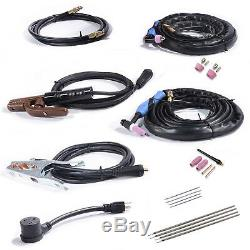 CTS-200, 200A TIG-Torch/Stick Arc Welder, 50A Plasma Cutter 3-in-1 Combo Welding