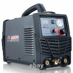 CTS-200, 50A Plasma Cutter, 200A TIG Stick Arc DC Welder, 3-in-1 Combo Welding