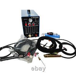 Cut/Mma/Tig Plasma Cutter MOSFET Welding Machine 110V/220V 3 IN 1