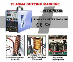 Cutter /TIG /MMA 3 in 1 DC Inverter Plasma Cutter Welding Machine Up To 1/2-inch
