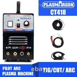 DIY DC Interver Pilot ARC CNC Plasma Cutter / MMA / TIG Welder 3 in 1 Machine