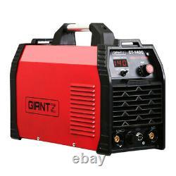Giantz Inverter Welder DC TIG MMA ARC Plasma Cutter Portable Welding Machine