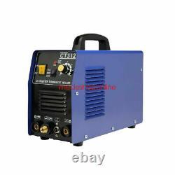 Good CT312 TIG/MMA/Cut 3IN1 Air Plasma Cutter Welder Welding Machine&Torches USA