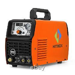 HITBOX 200A Multifunction Welder 3-in1 Cut/TIG/MMA Plasma Cutter Welding Machine