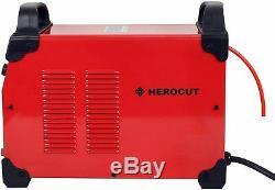 HeroCut Dual Voltage HF Arc Starting 50 AMP Plasma Cutter 200 AMPs Tig Welder