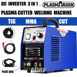 ITS200 TIG/ARC CT312P TIG/STICK/CUT Welder Stainless Welding Machine & Kits