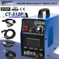 Inverter DC TIG/MMA/CUT Welding Machine 3in1 Pilot ARC Plasma Cutter & Welder